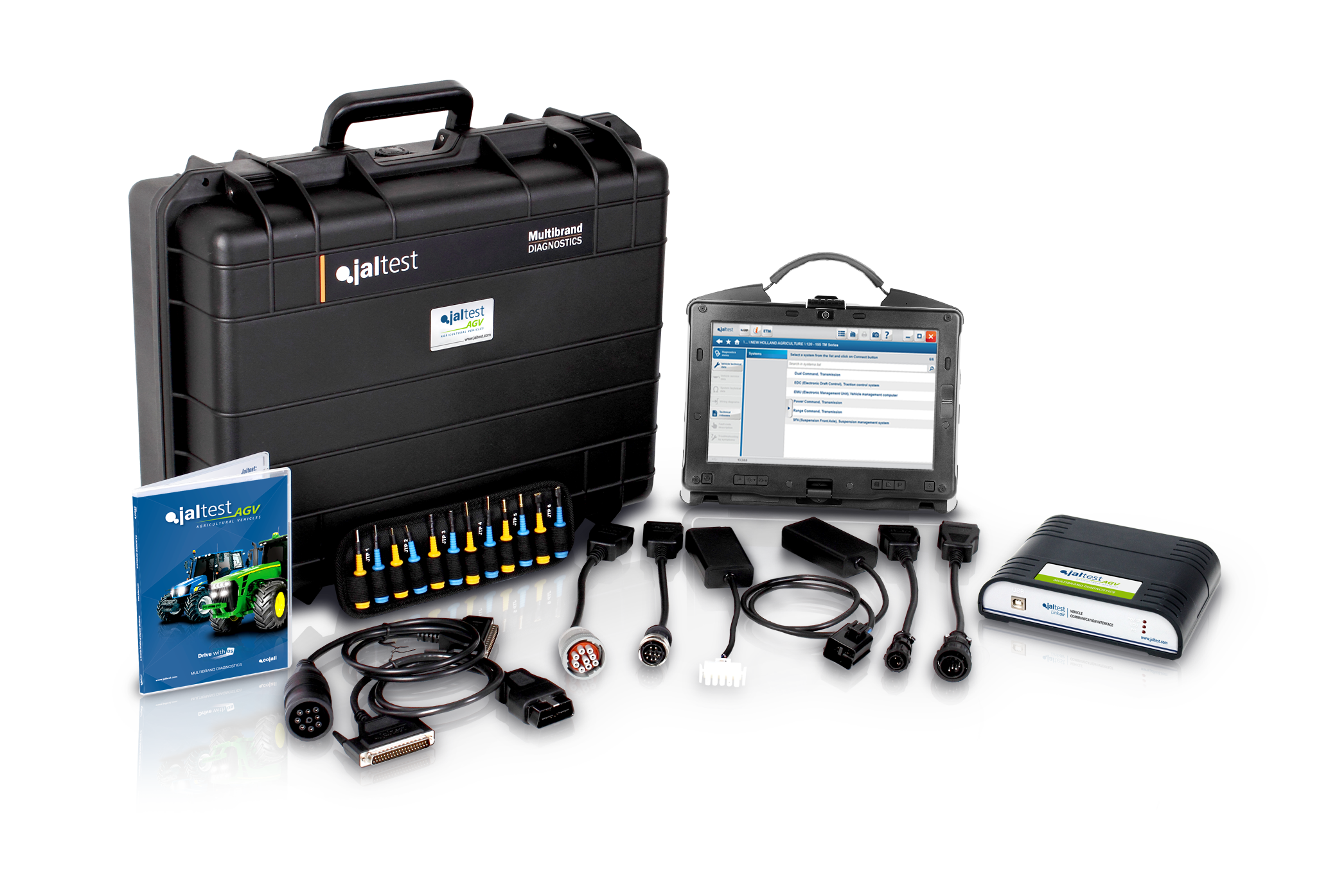 Genfitt | Jaltest Multibrand Diagnostics